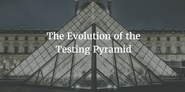 A comprehensive look at the traditional system testing pyramid, from how it originated to how it has evolved over the years