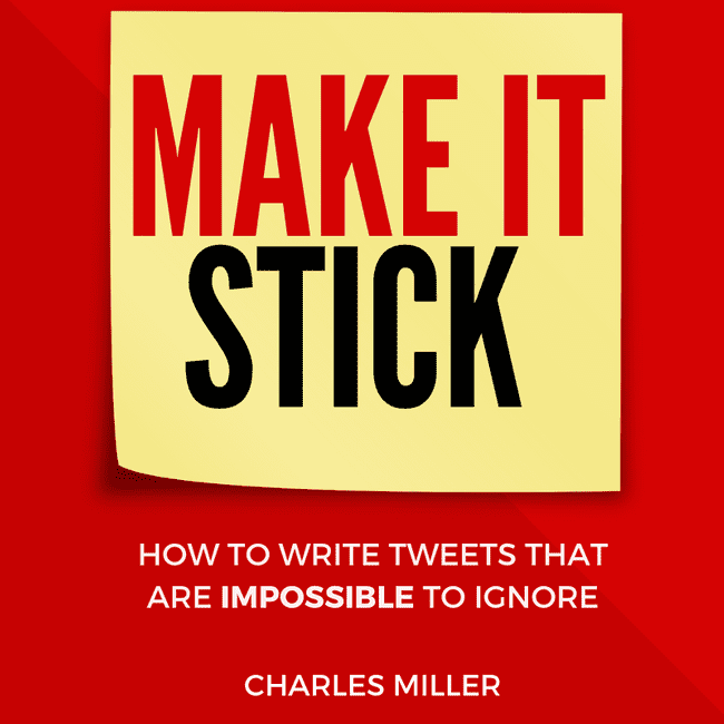 Make it Stick Cover